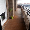 Cerramiento y rehabilitación de terraza
