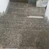 Techo y escaleras