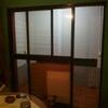 Cambiar puertas  de cierre del balcón