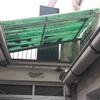 Cambio de techo sobre escalera