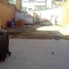 Pavimentar patio con cemento impreso