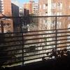 Cerramiento terraza en aluminio
