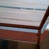 Ventanas correderas en blanco para terraza