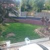 Poner hormigón impreso en jardín