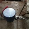 Cambio de tubería para el contador del agua
