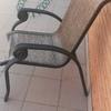 Cambiar tela de sillas terraza