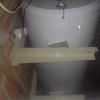 Colocar caldera y trampilla techo