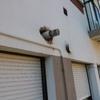 Tapar agujero exterior  segundo piso