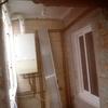 Reforma paredes dos de un lavadero, prat llobregat