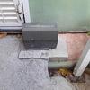Reparación motor puerta garage