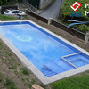 Construcción piscina obra (agujero ya hecho)