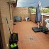 Montaje pergola en terraza de atico