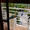 Barandillas balcones blancas