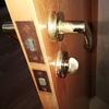 Cambiar paños puertas cocina y lavabo