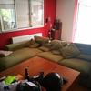 Tapizar sofá, tela anti uñas de gato