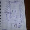 Reforma de baño colocación mampara en plato de ducha
