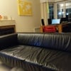 Mover sofa al sotano