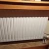 Cambiar radiadores de chapa a aluminio