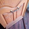 Puerta de madera en alhama de murcia