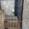 Fabricación e instalación 2 puertas de aluminio