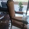 Tapizado de dos sillones individuales