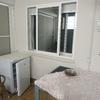 Sustituir ventana por puerta y quitar falso techo