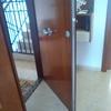Arreglo puerta de entrada