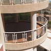 Cortina de cristal para terraza en cartagena