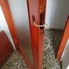 Adaptar y instalar manivela en puerta