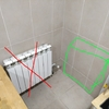 Mueble cocina nuevo/modificado y cambio situación radiador