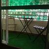 Cambio de cristal puerta de terraza