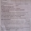 Corregir anomalía en una inspección de la instalación de gas