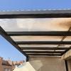 Retirar tejado policarbonato