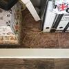 Completar tarima por quitar mueble