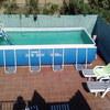 Instalacion de piscina elevada