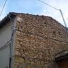 Cambio cubierta en vivienda rústica entre medianeras
