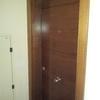 Cerrojo fac en puerta principal de la vivienda