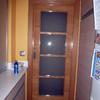Instalar puerta corredera cocina