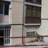 Toldo interior para balcon vertical
