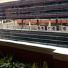 Barandilla de aluminio para balcón, para seguridad