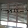 Instalación de doble ventana aluminio