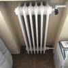 Cambiar 7 radiadores vivienda de calefacción central