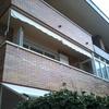 Cerramiento balcón de aluminio o pvc