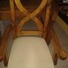 Tapizado de 6 sillas de comedor