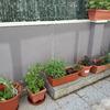 Arreglar valla de terraza en un bajo