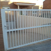 Puerta acceso vivienda y puerta acceso garaje particular aluminio
