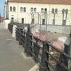 Portón histórico