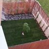 Montar pequeño jardín