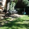 Construcción jardín 20/25 mts cuadrados