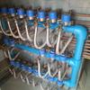 Paso de contrato comunitario del suministro de agua a un contrato para cada vecino